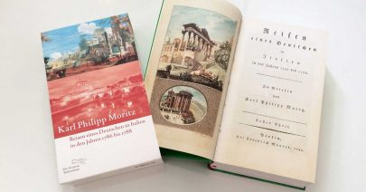 Moritz - Italienreise