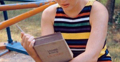 Eve Arnold - Marilyn Reading Ulysses