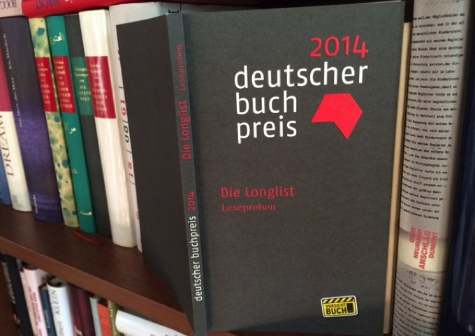 Buchpreis Leseproben