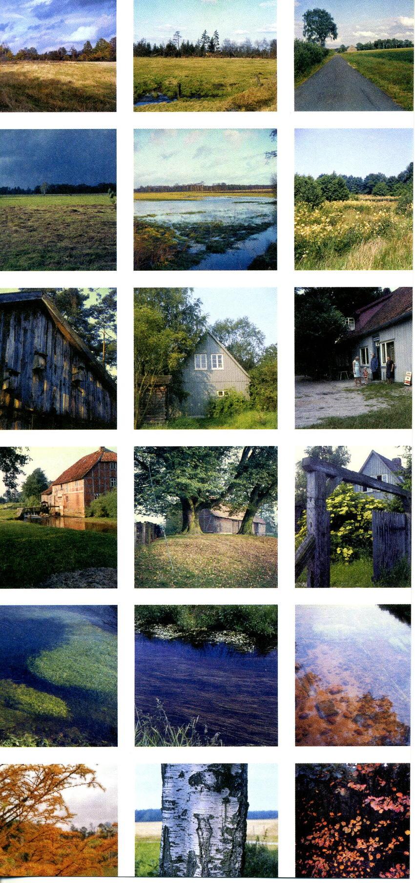 Bargfeld - Fotos von Arno Schmidt