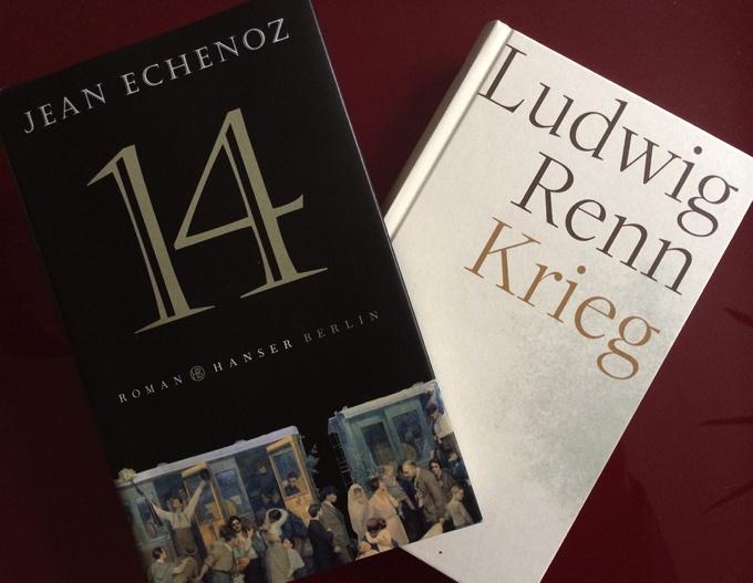 Echenoz - 14 | Renn - Krieg