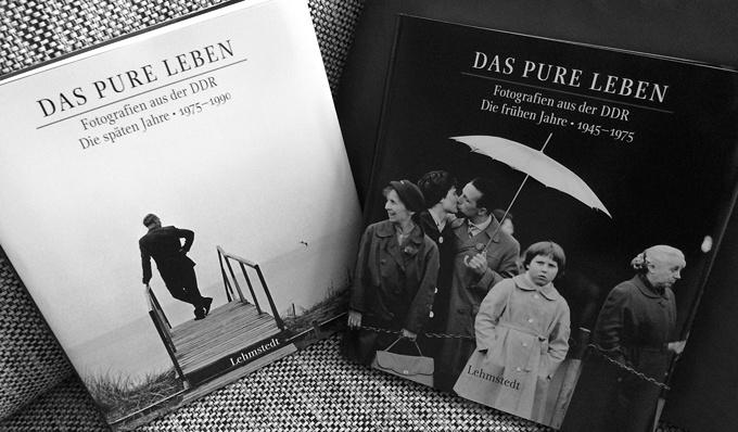 Das pure Leben - Fotografien aus der DDR