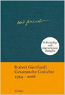 Gernhardt - Gedichte