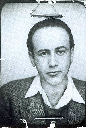 Paul Celan - um 1938