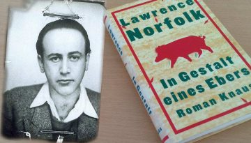 Paul Celan und Lawrence Norfolk