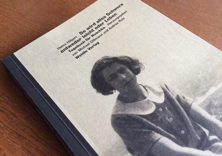 Hilpert - Tagebuch für Nuschka