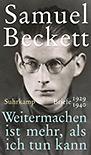 Beckett - Briefe 1