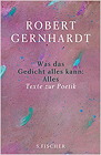 Gernhardt - Texte zur Poetik