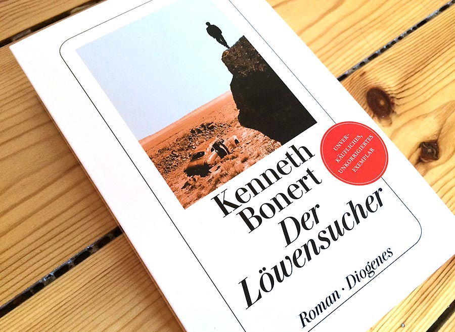 Kenneth Bonert: Der Löwensucher