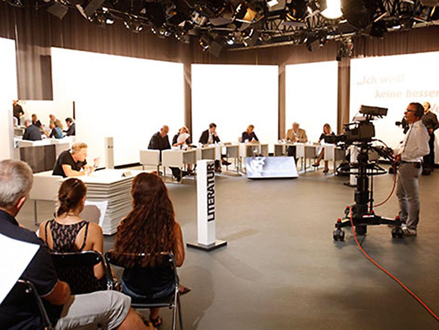 Bachmannpreis 2015 - ORF
