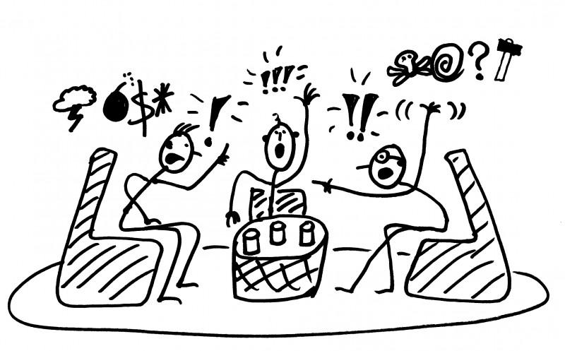 Zeichnung: Chris Popp/booknerds.de