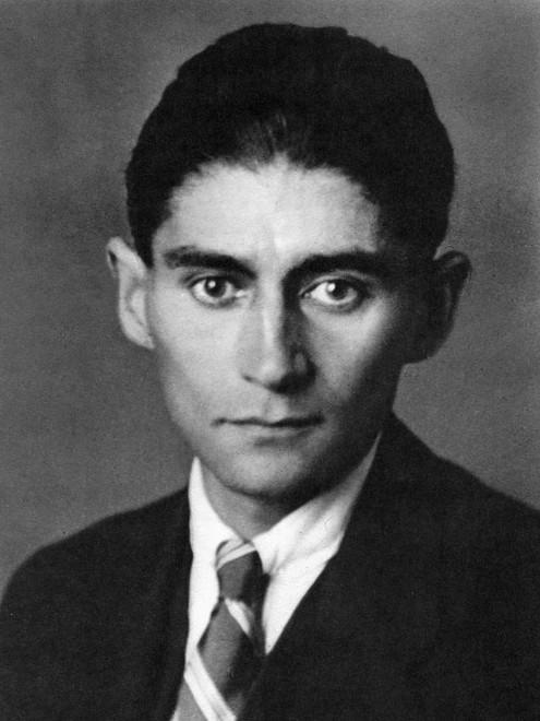 Franz Kafka (1923)