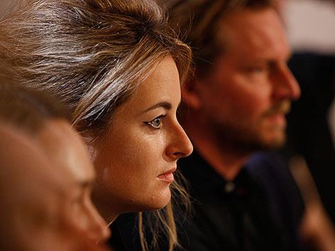 Ein sehr enttäuschender Tag für Teresa Präauer