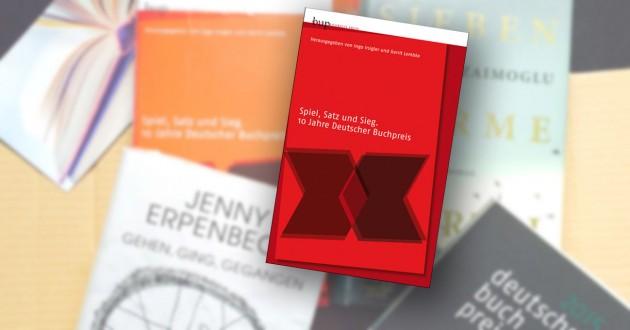 10 Jahre Deutscher Buchpreis