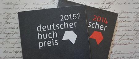 Buchpreis 2015 - Favoriten