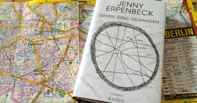 Jenny Erpenbeck - Gehen, ging, gegangen