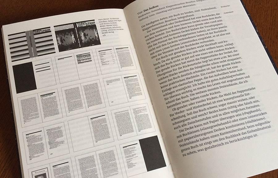 Forssman - Wie ich Bücher gestalte