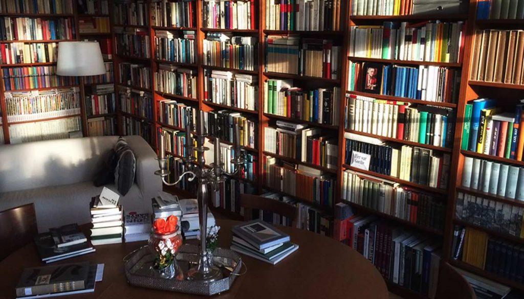 Meine Bibliothek Eine Vergewisserung