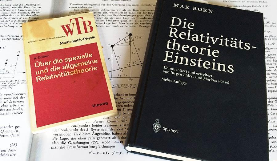 100 Jahre Allgemeine Relativitätstheorie