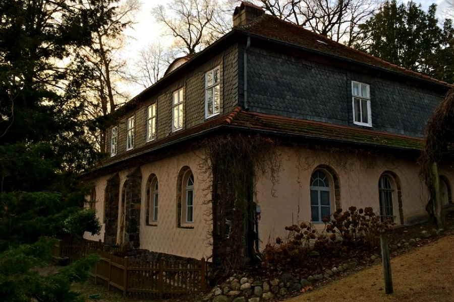 Das Kastellanhaus