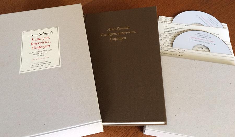 Schmidt - Bargfelder Ausgabe Supplemente 2