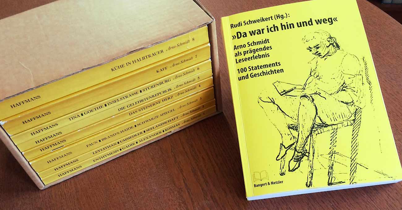 Arno Schmidt-Leser bekennen