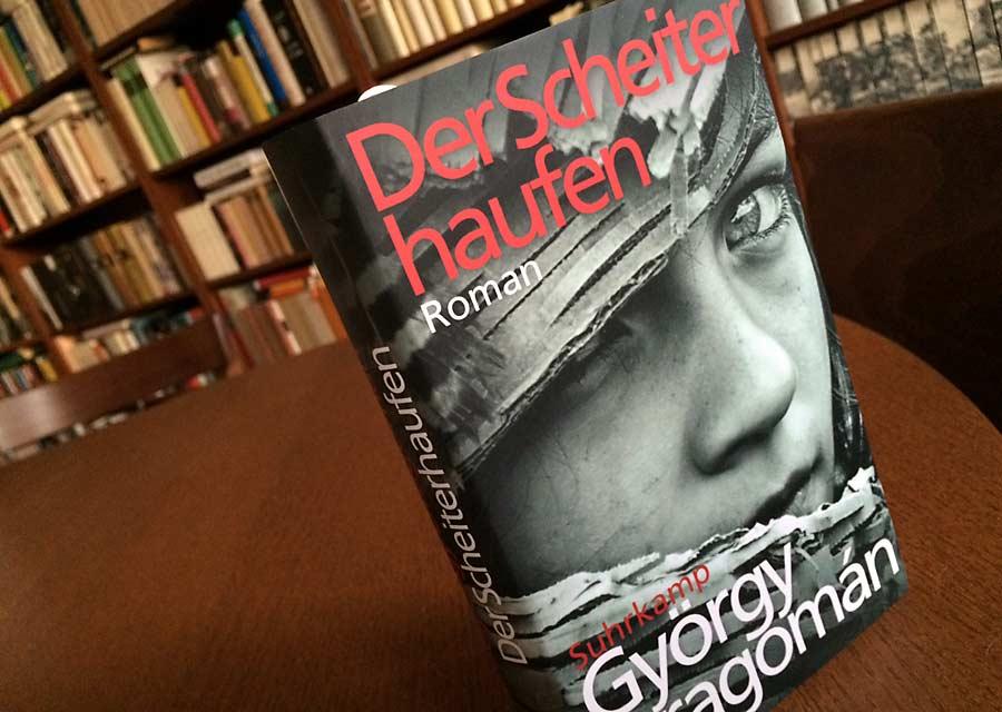 György Dragomán: Der Scheiterhaufen