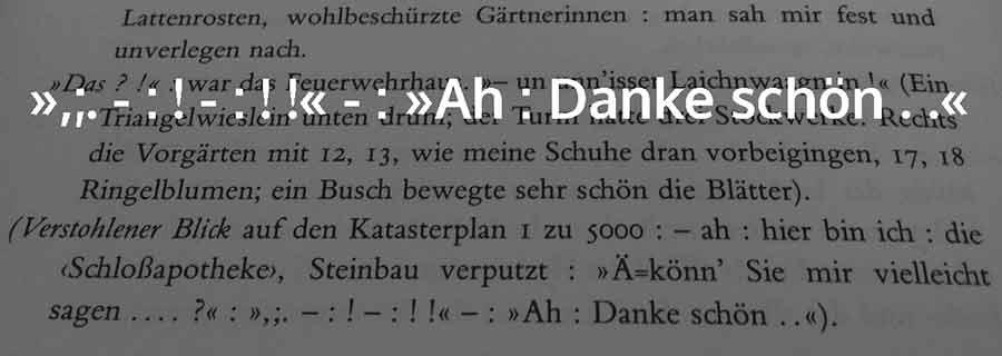 Arno Schmidt - Das Steinerne Herz