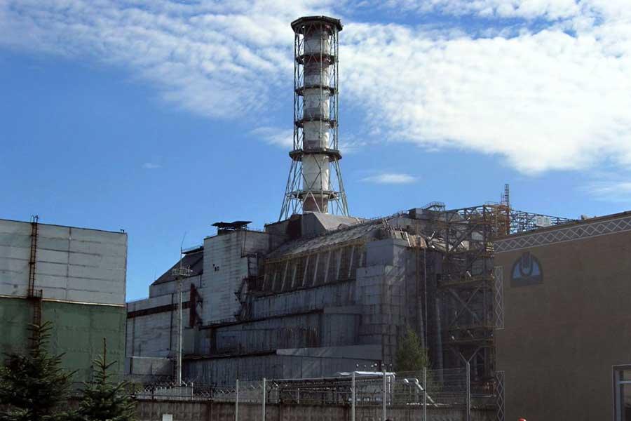 Tschernobyl - Reaktor