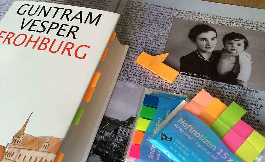 Frohburg lesen