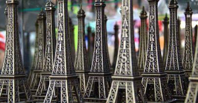 Eiffelturm-Souvenirs