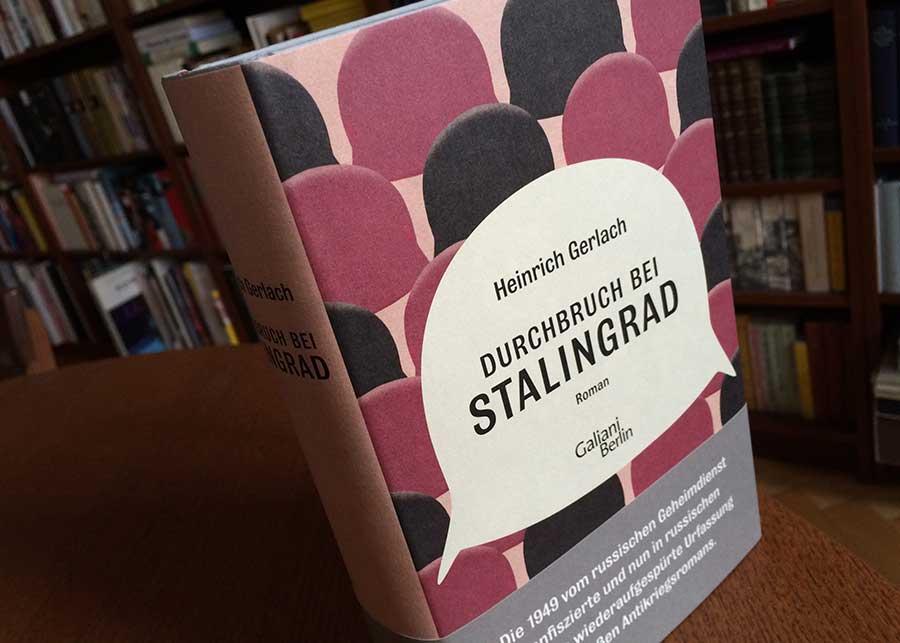 Gerlach - Durchbruch bei Stalingrad