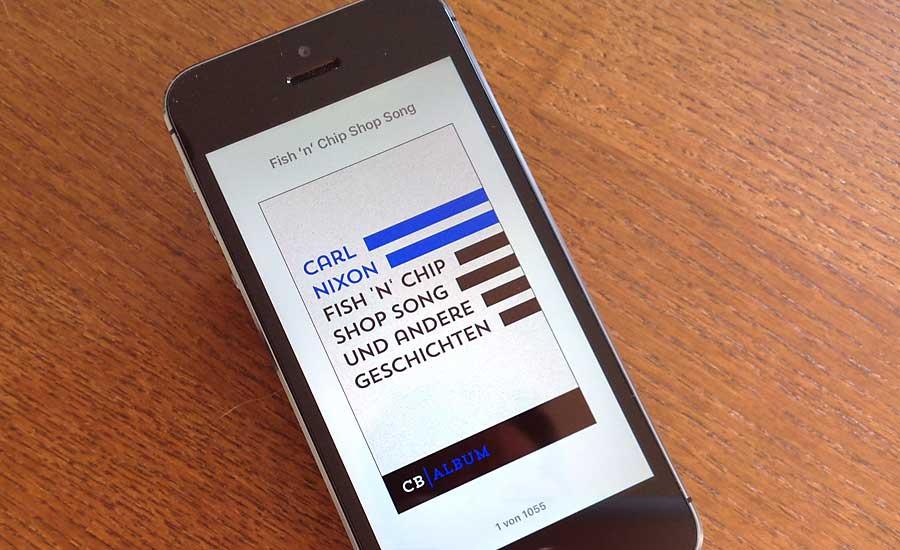 Ebook auf dem Handy