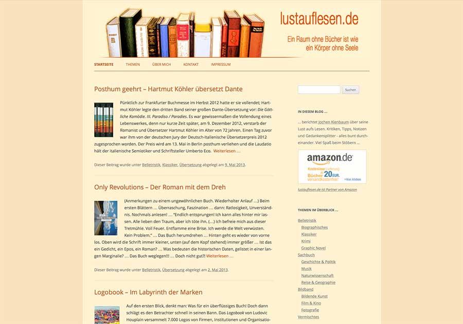 lustauflesend.de - 2013