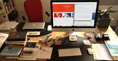 Bloggerwerkbank