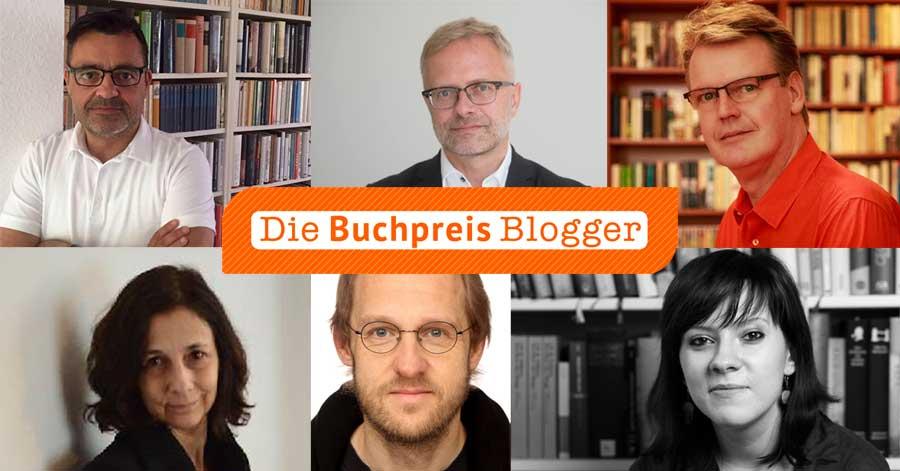 Die Buchpreisblogger 2016