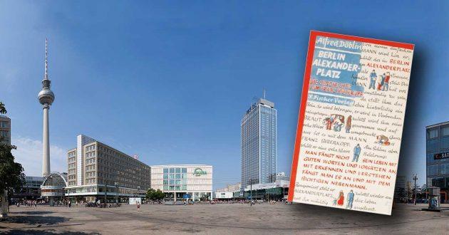 Döblin - Berlin Alexanderplatz