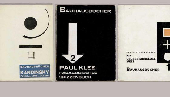 Die Bauhausbücher
