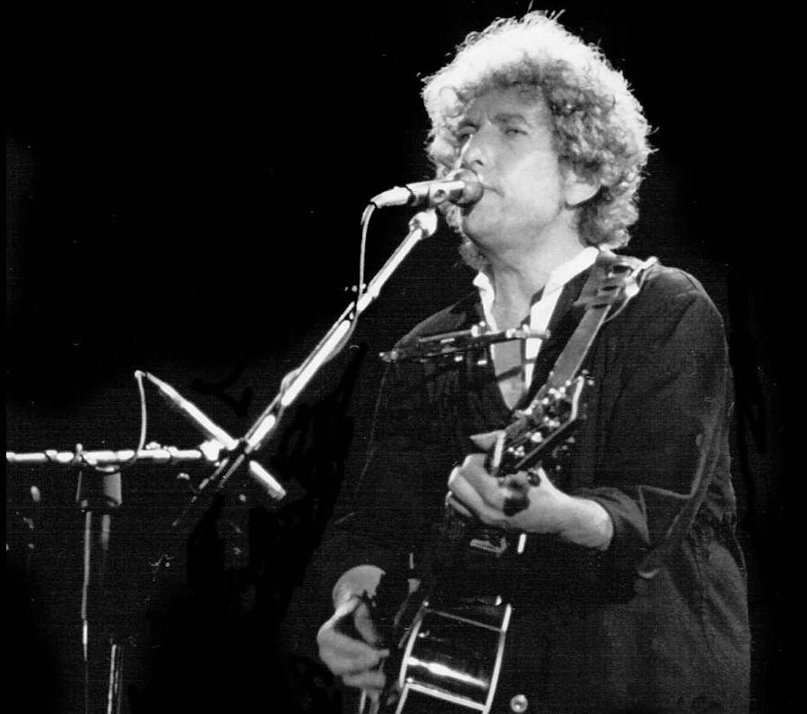 Bob Dylan - Barcelona 1984