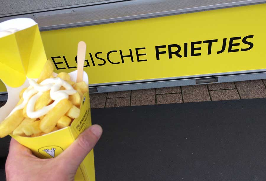 Belgische Frietjes