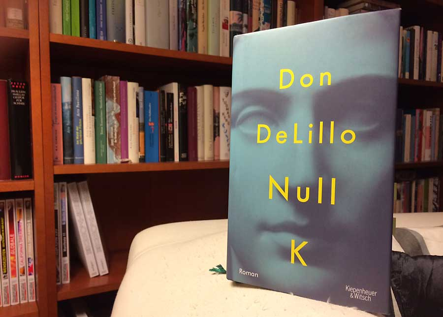 Don DeLillo: Null K