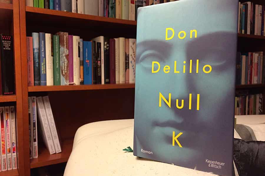 DeLillo - Null K