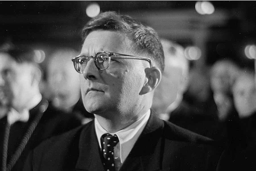 Dmitri Schostakowitsch (1950)