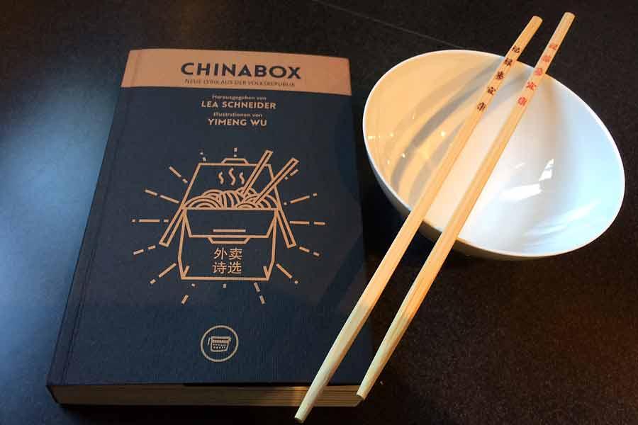 Die Chinabox - Neue Lyrik aus der Volksrepublik