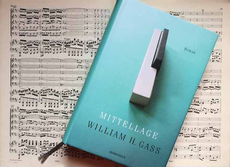 William H. Gass: Mittellage
