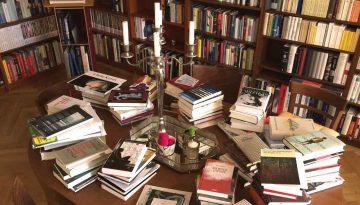 Der Tisch - Aus meinem Leseleben