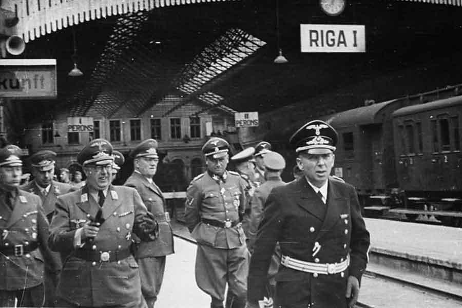Riga - Frühjahr 1944