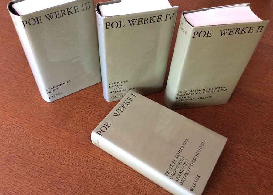 Wollschläger - Schmidt - Edgar Allen Poe