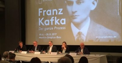 Kafka. Der ganze Prozess