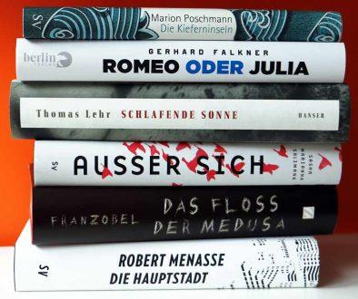 Shortlist Deutscher Buchpreis 2017